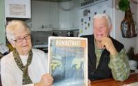 Margit Granlund och Jan Gustafsson