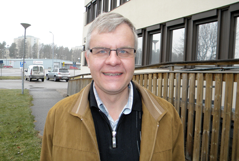 Håkan Johansson från Borlänge är ny regionchef på LRF Dalarna-Gävleborg