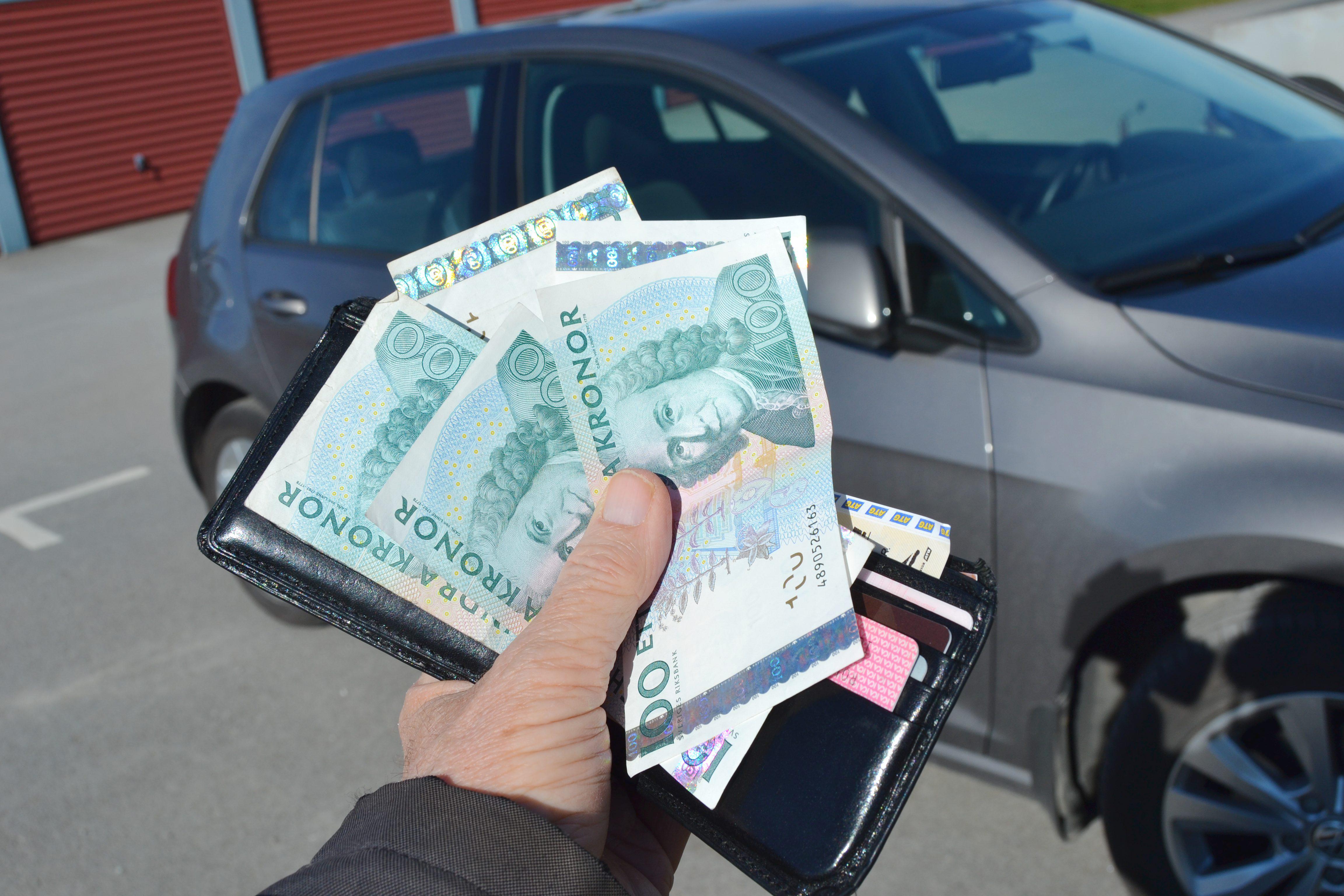 pris på begagnade bilar