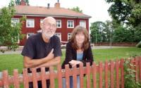 Tommy Edbom och Mona Forslund