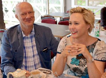 Peter och Marie Flack