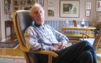 Arne Lönn har bott på Venavägen 25 i Örebro i 68 år.