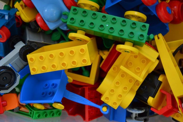 webb lego