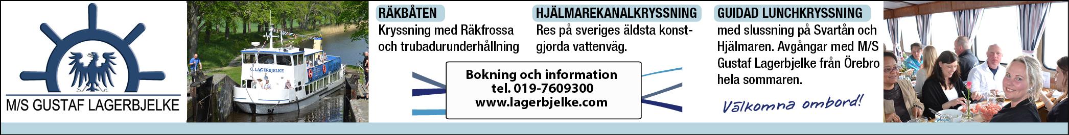 Rederiaktiebolaget Lagerbjelke
