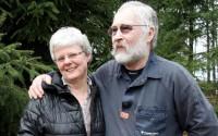 Maud och Ulf Bentzer