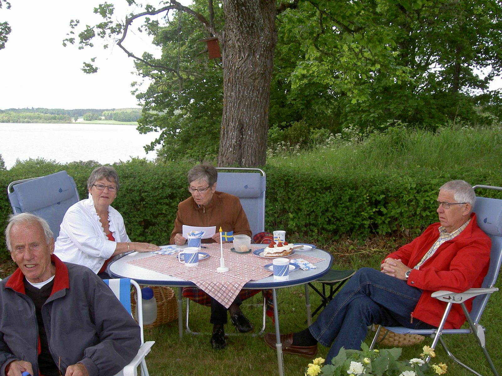 Mitt Sörmland - Nationaldagen firas vid Gillberga
