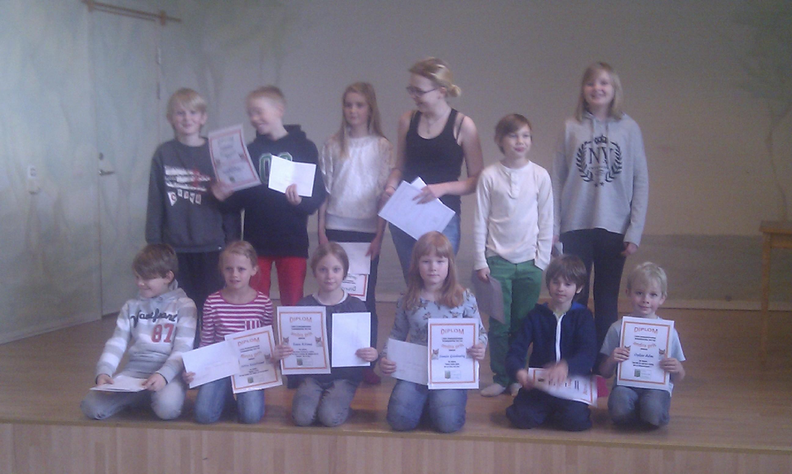 Mitt Sörmland - 2012 års pristagare