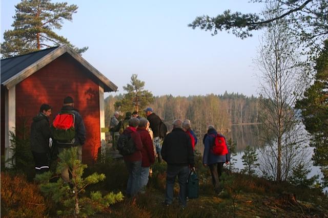 Mitt Sörmland - Jaktstgan Kvarnsjön