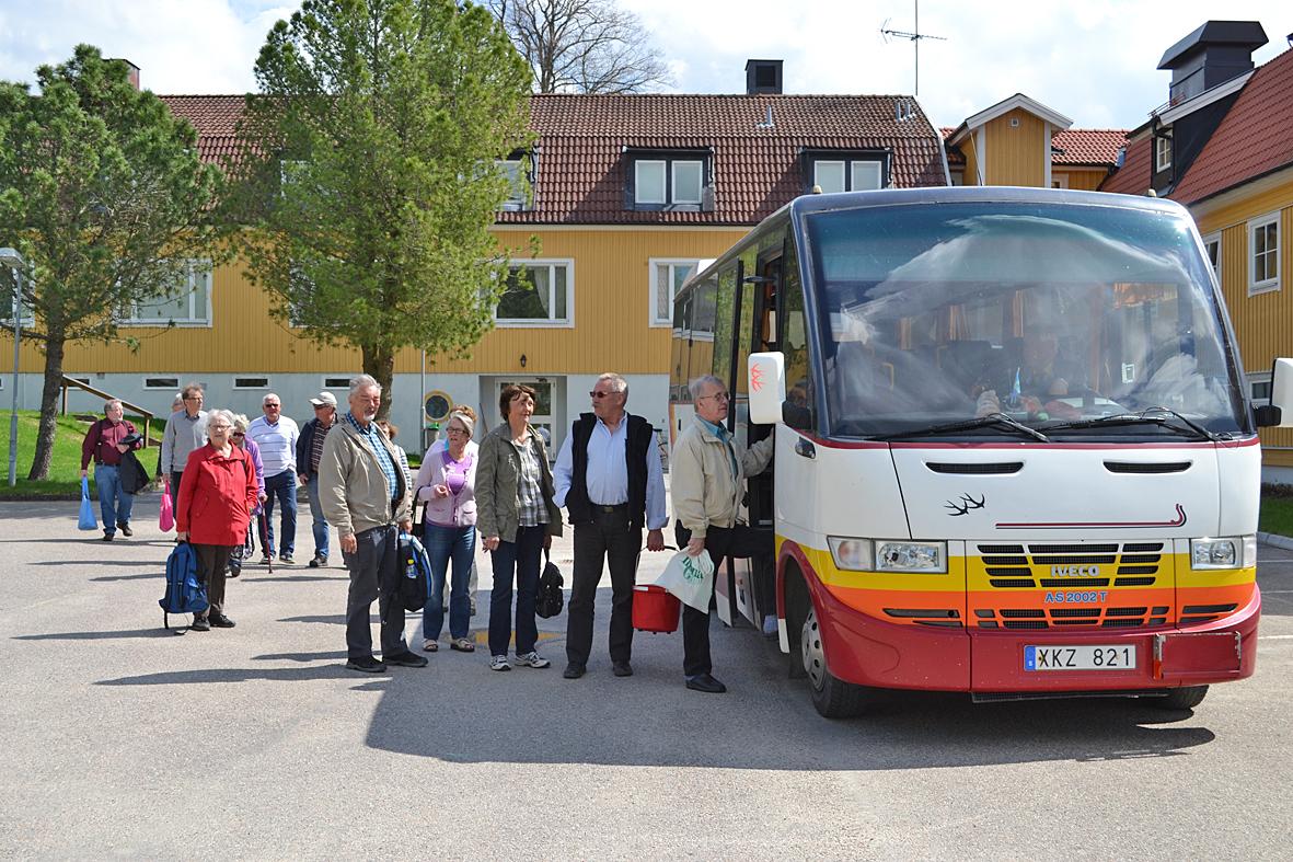 Mitt Sörmland - Passagerare vid Dagöholm