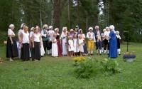 Mitt Sörmland - Bellmanspel i Vackerby Hage 2003