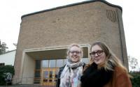 Sara och Åsa Stjärnholm anordnar välgörenhetskonserten Vi är en
