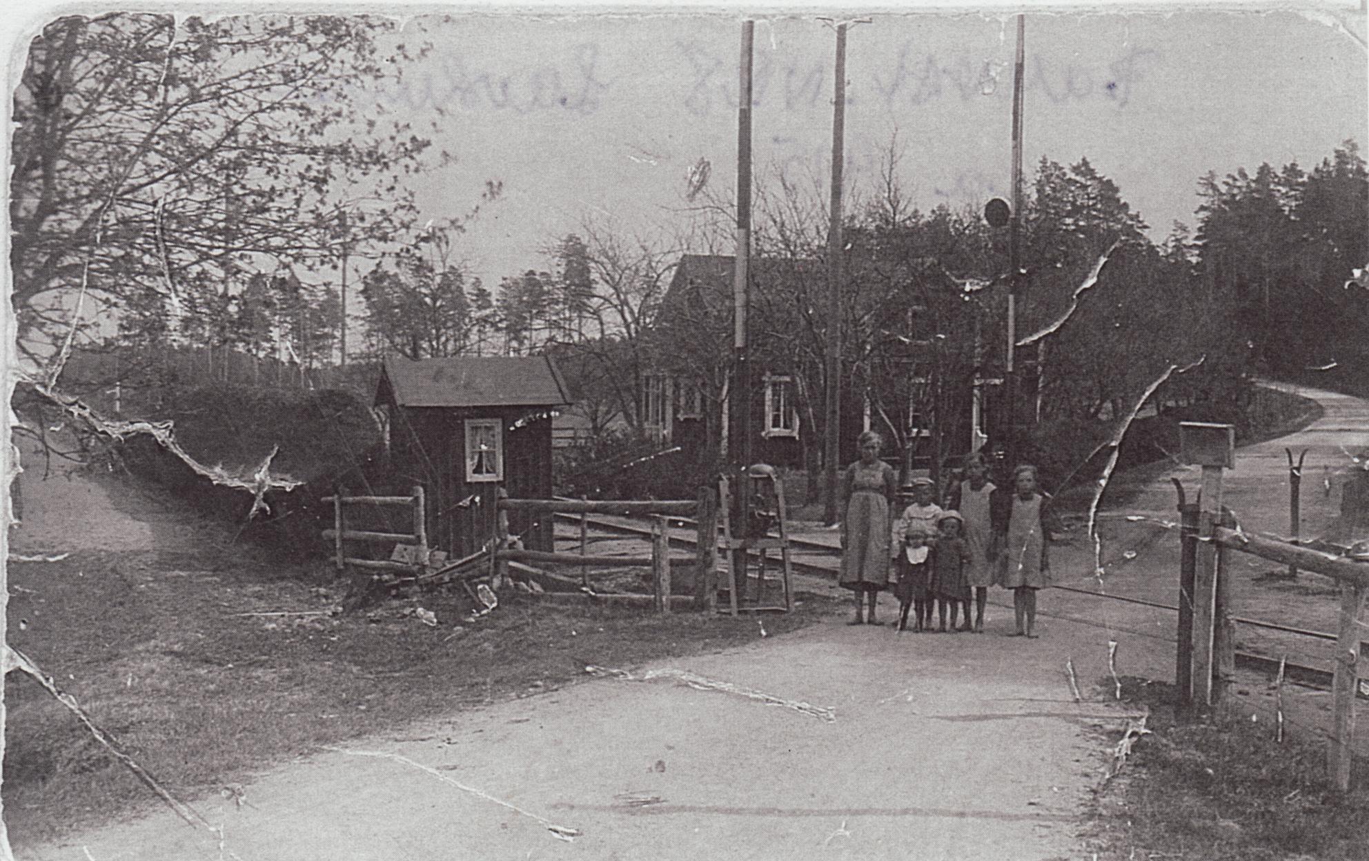 Mitt Sörmland - Banvaktsstuga 8, 1915