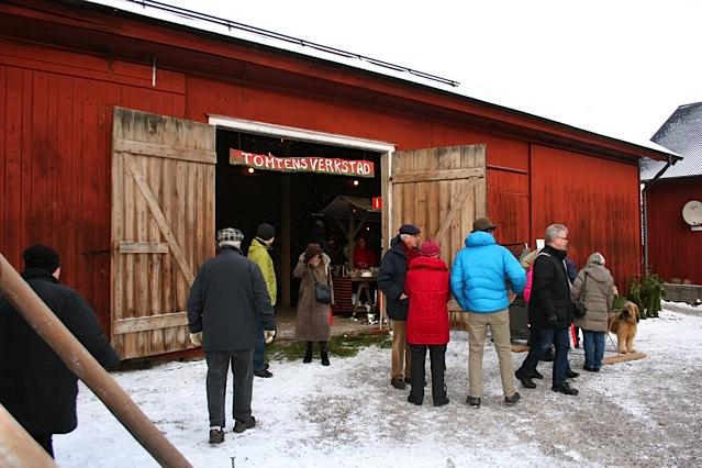 MItt Sörmland - Tomtens verkstad vid Lasätters gård
