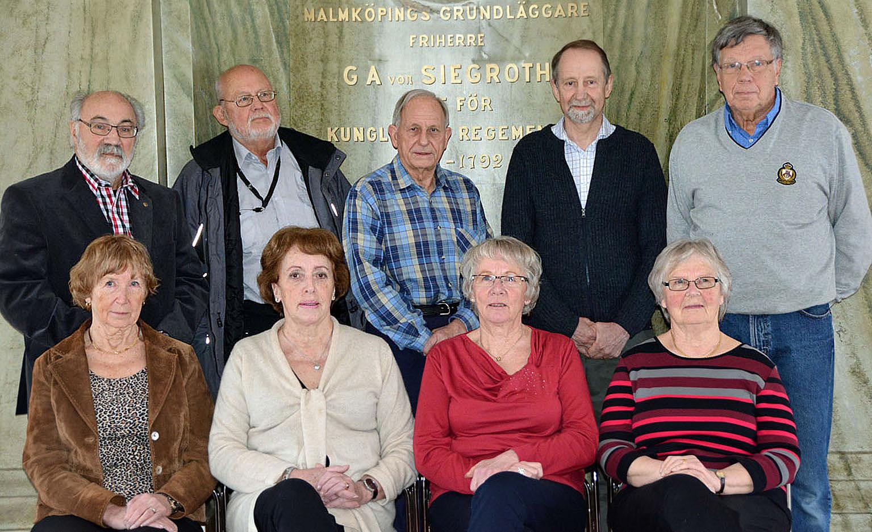 Mitt Sörmland - Styrelsen för SPF Malmabygden 2014
