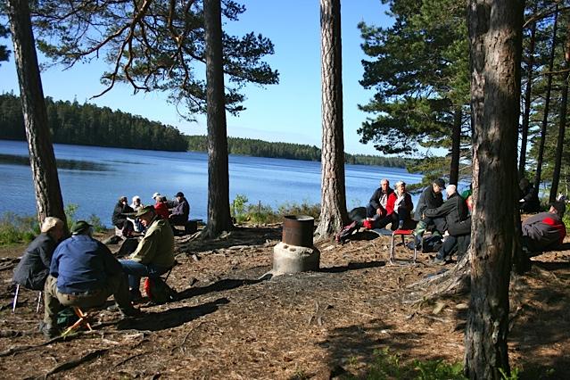 Mitt Sörmland - Gökotta vid Nävsjön