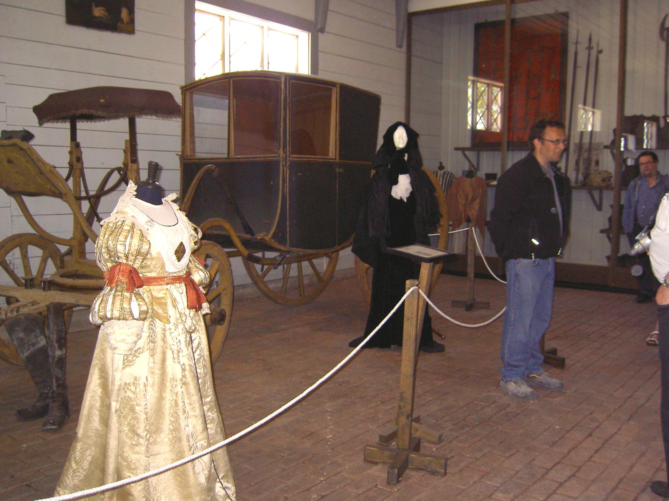 Mitt Sörmland - Pinntorpafrun och hennesvagn