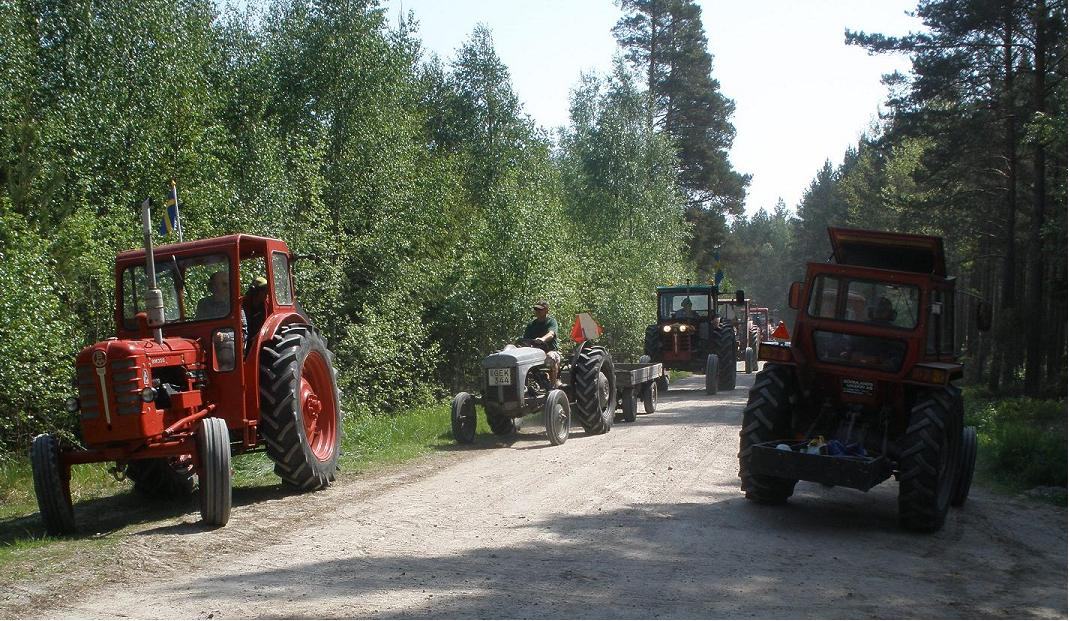 Mitt Västmanland - Vändplatsen, gamla landsvägen vid Larslund