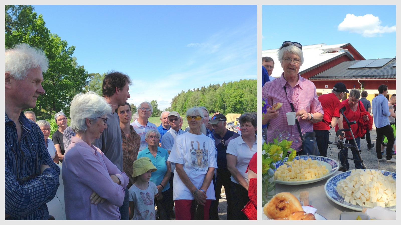 Mitt Sörmland - Besök på Råbys nya mjölkgård
