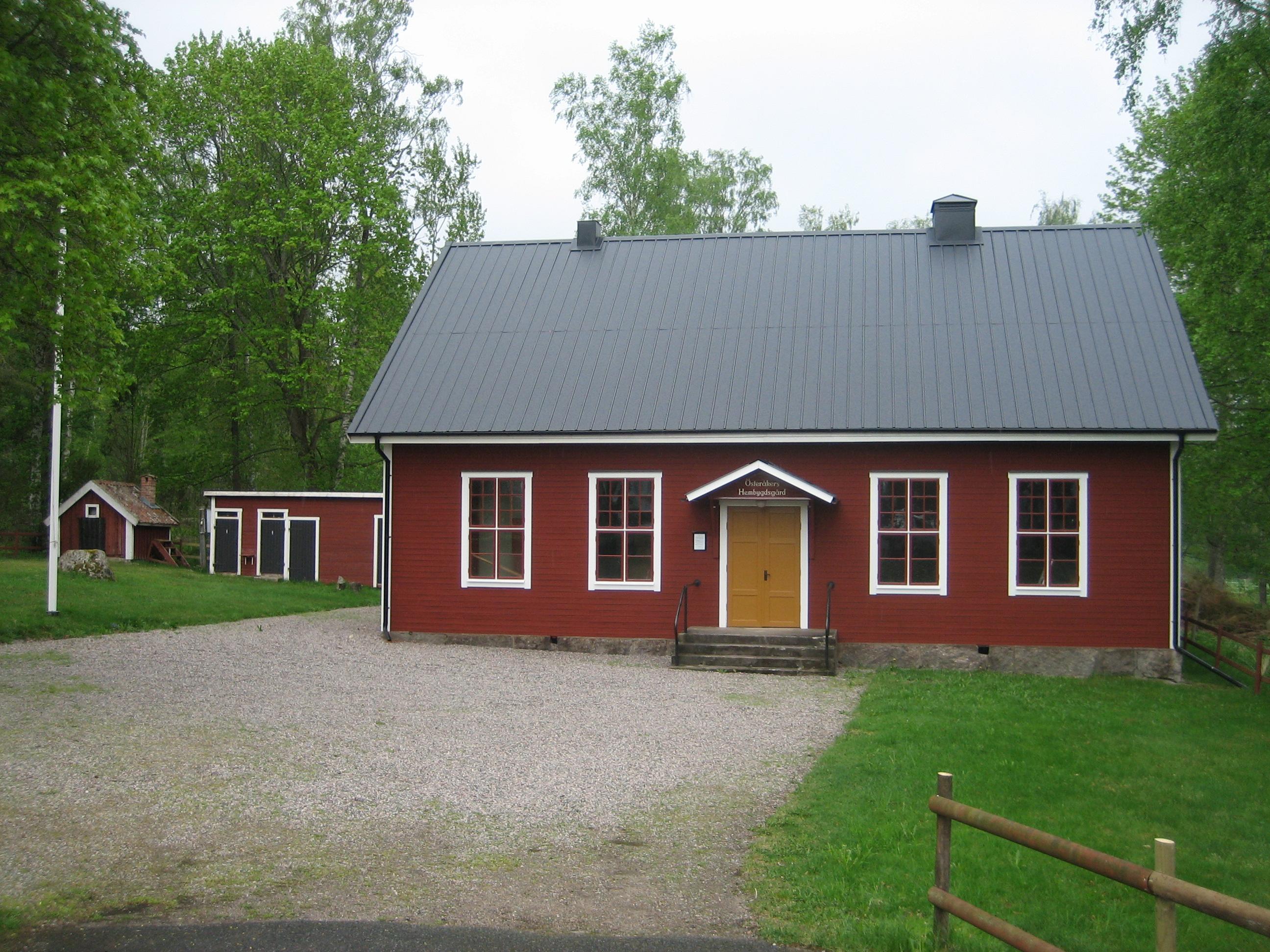 Mitt Sörmland - Ättersta HB-gården