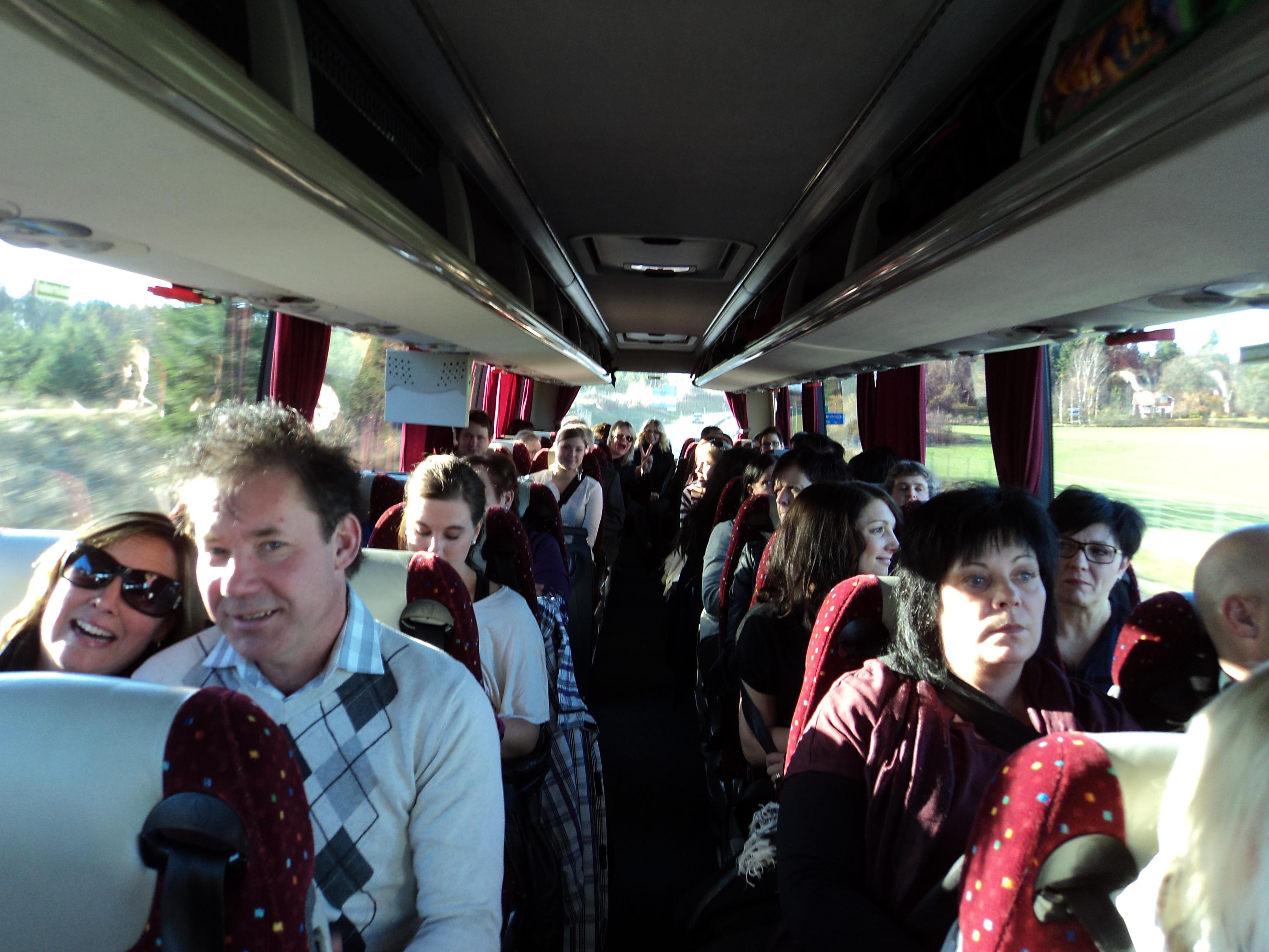 Mitt Västmanland - Bussfärd till Eskilstuna