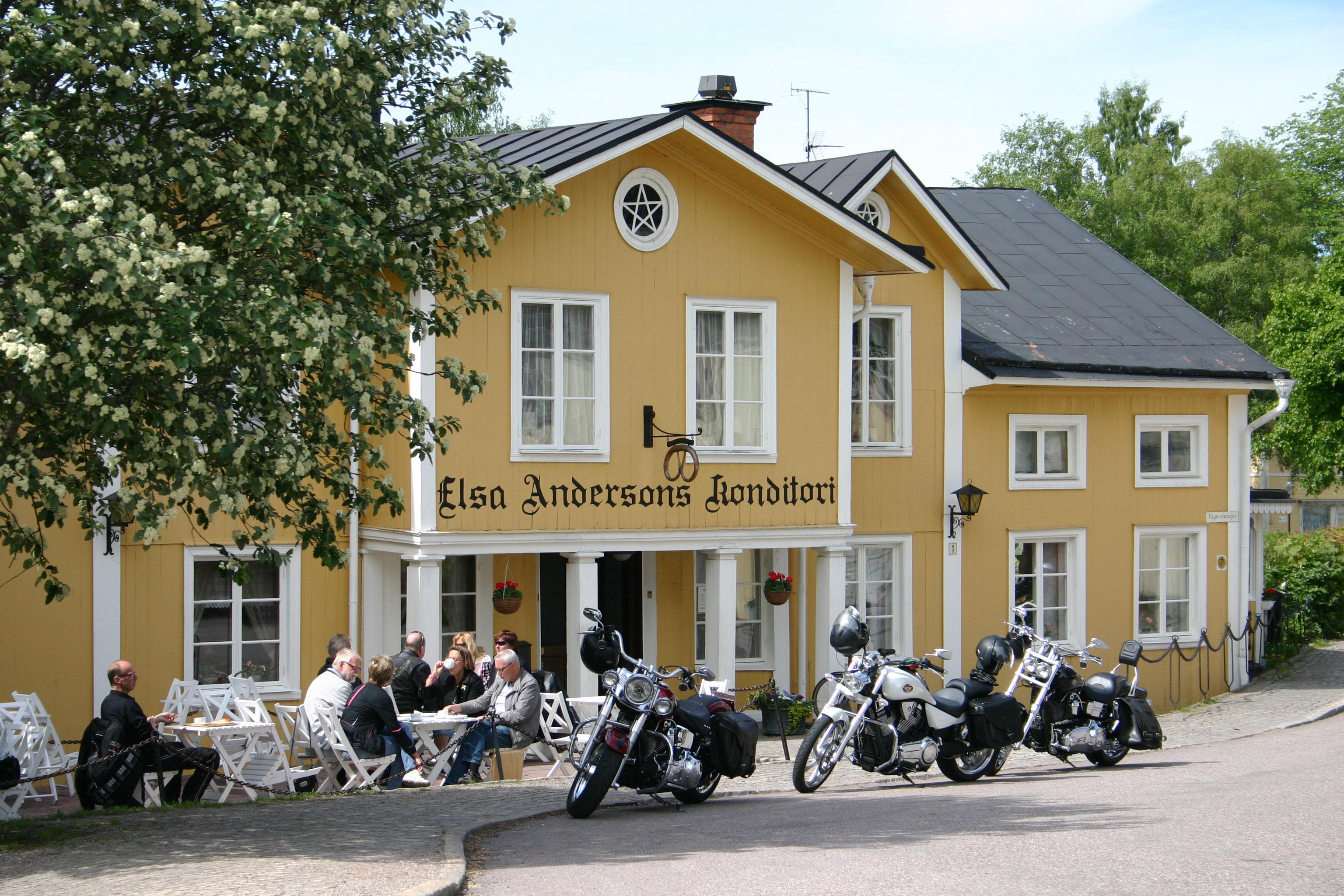Mitt Västmanland - Elsas bilar i Norberg
