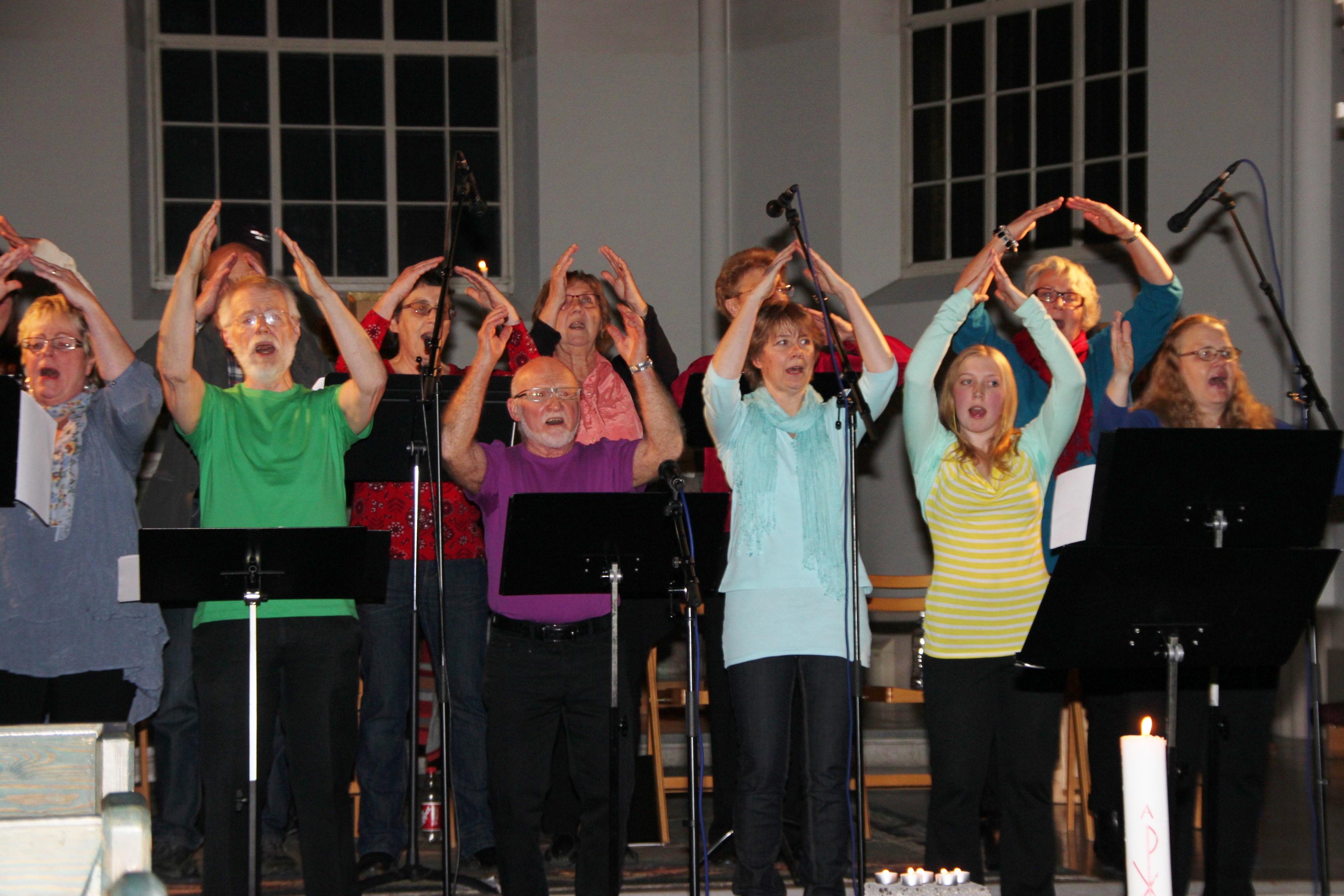 Mitt Västmanland - Voices of joy