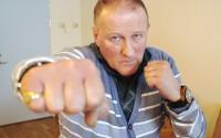 Boxare Kjell Fredriksson
