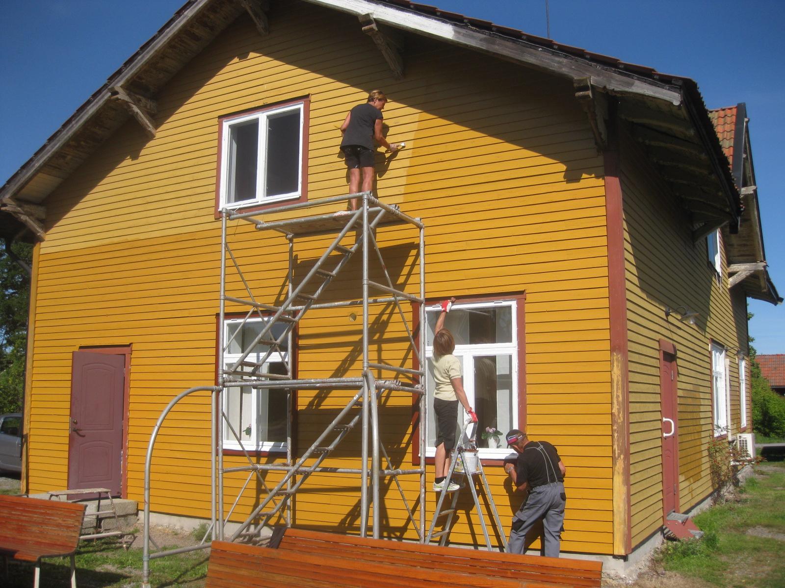 Mitt Västmanland - Ideella sätter färg på bygdegården