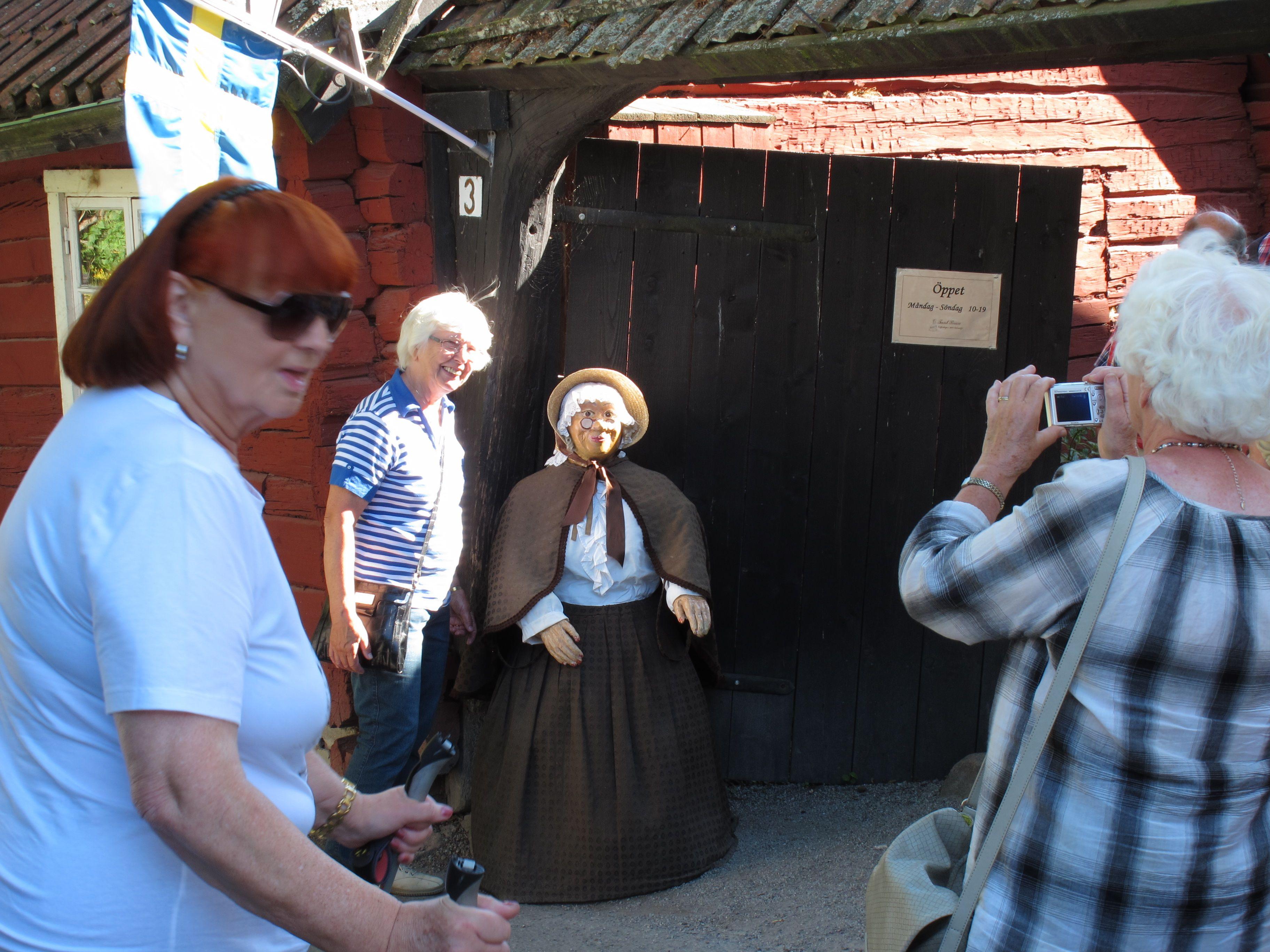 Mitt Västmanland - Eftermiddagsfika på Tant Bruns kafé