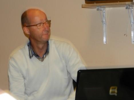 Hjärtläkare Stefan Wiberg i berättartagen
