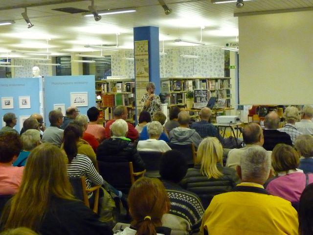 Mitt Västmanland - Strokeföreläsning på Köpings stadsbibliotek