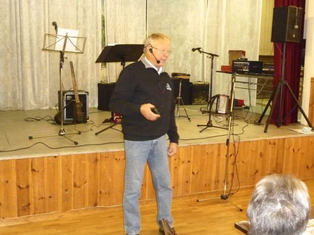 Mitt Västmanland - Ove Puisto på PRO-möte i Kolsva