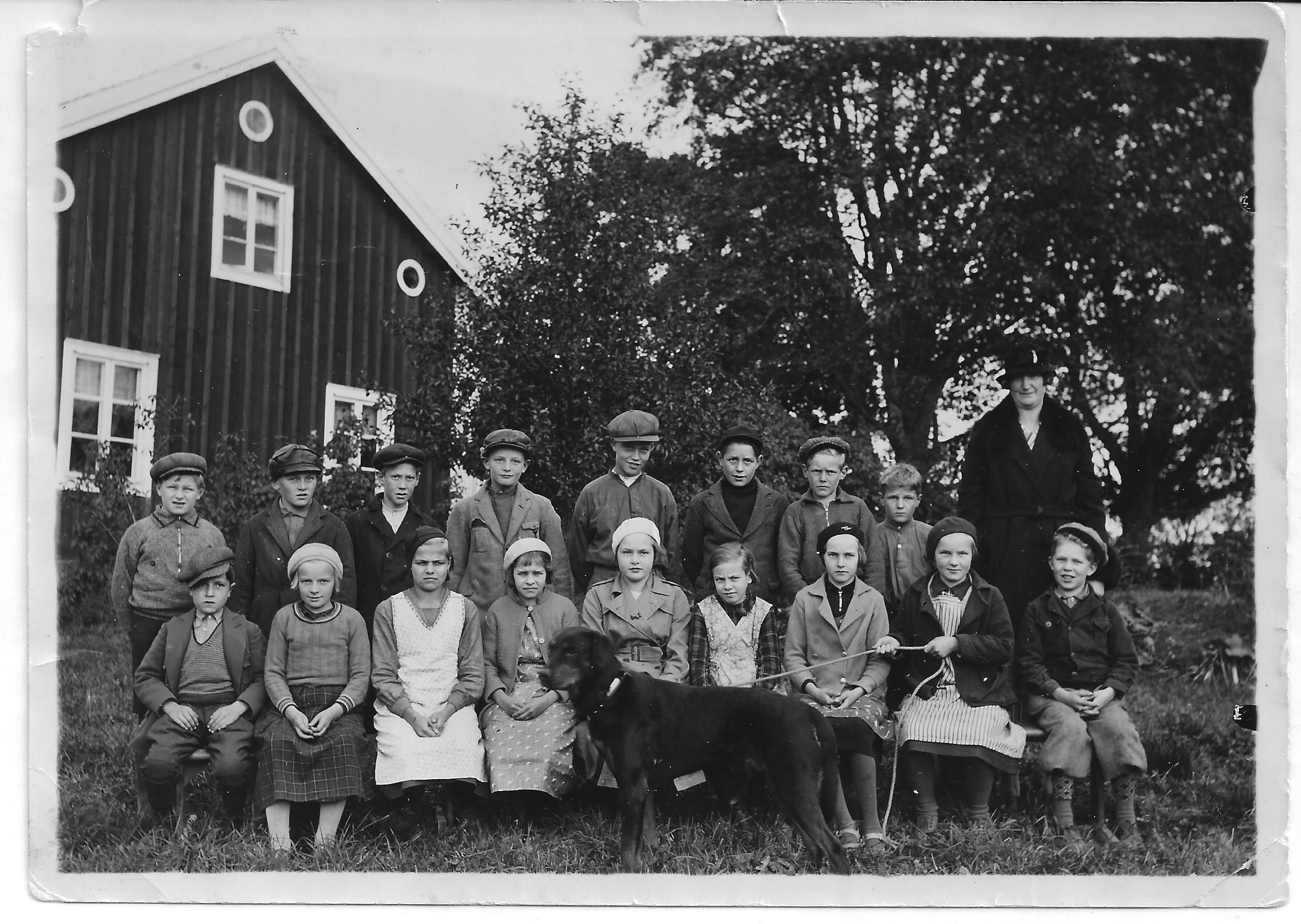 Mitt Västmanland - Stjärnviks skola 1936