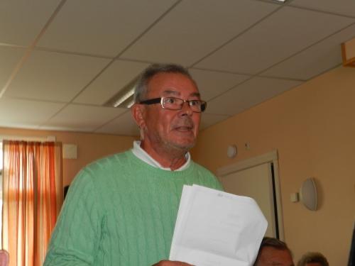 Mitt Västmanland - Göran Wallin, nyvald orförande