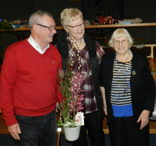 100-åringen Lisa Karlsson