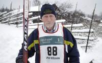 Per Nilsson åkte sitt 50:e Vasalopp i måndags då han genomförde Öppet spår från Sälen till Mora