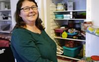Annette Grandin i Veggobutiken