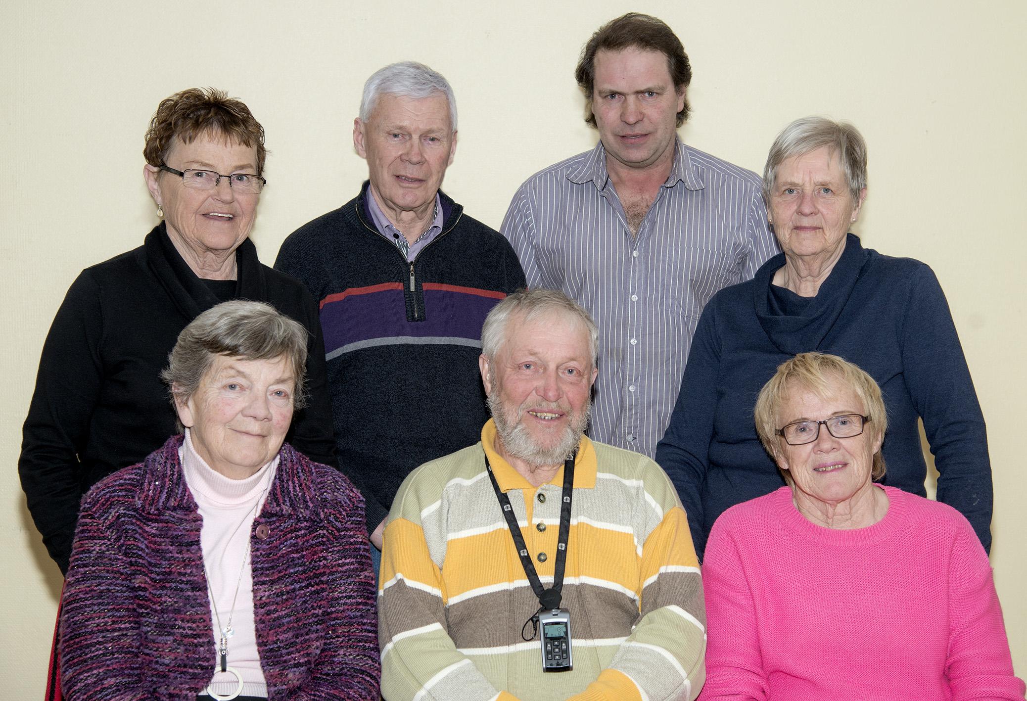 Mitt Västmanland - Styrelsen i Möklinta Hembygdsförening 2014