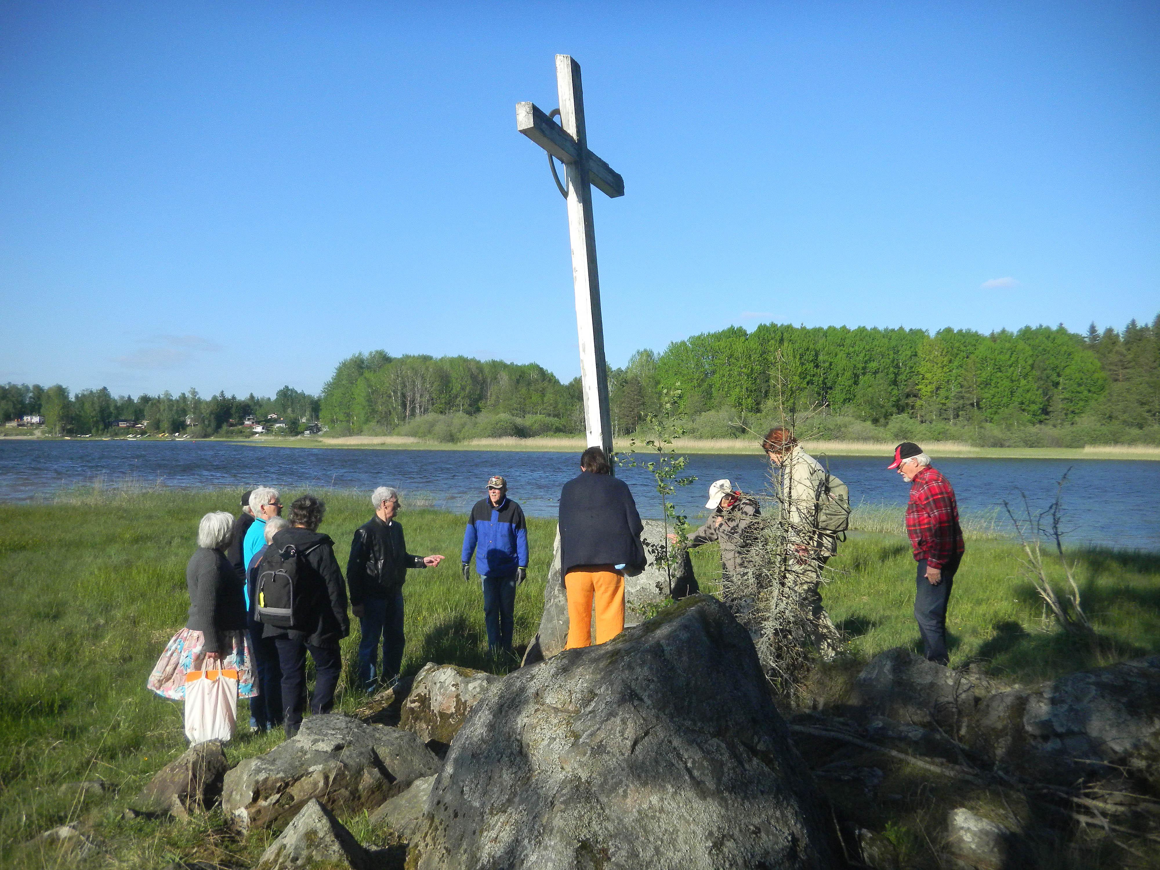 Mitt Västmanland - Samling kring korset