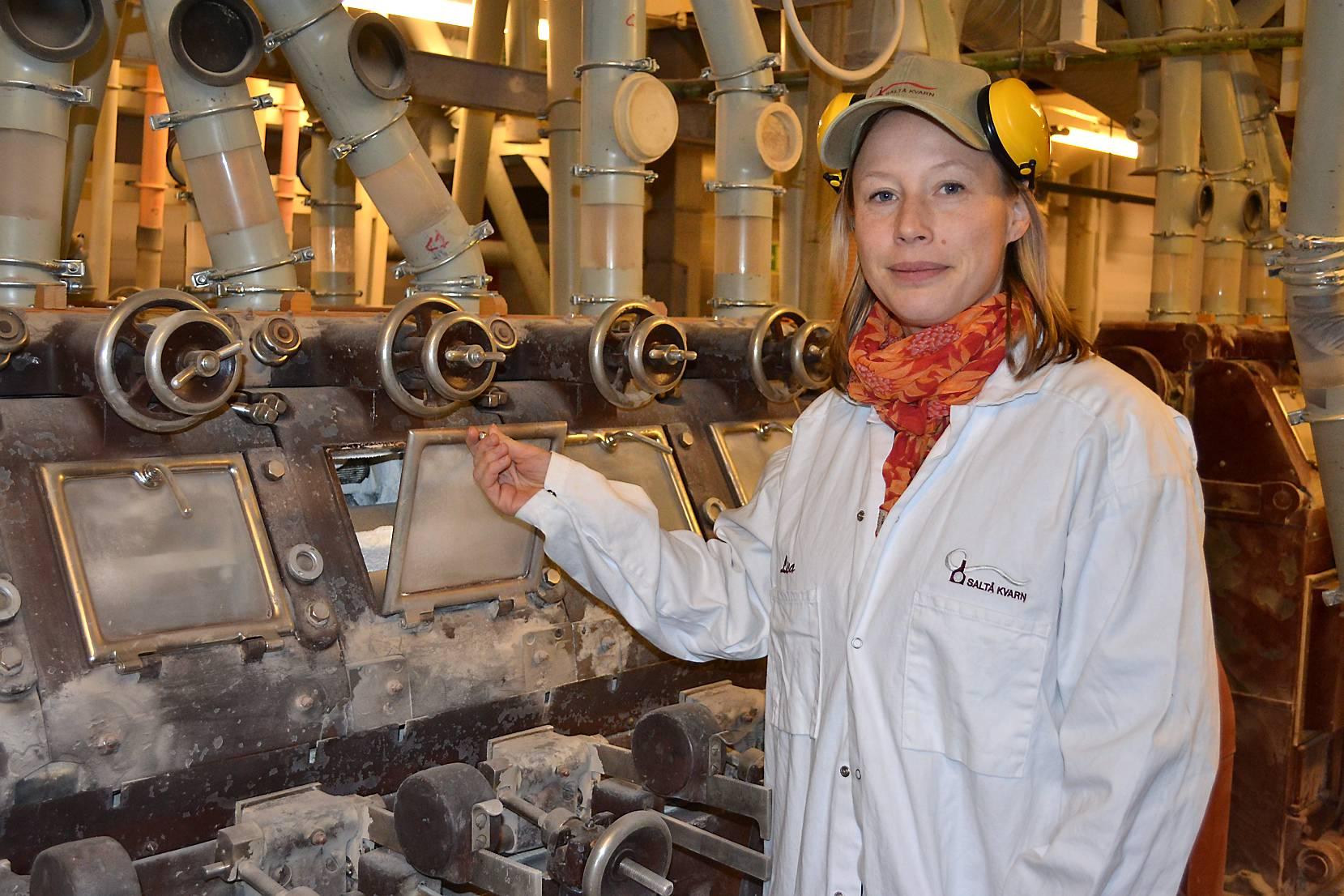 Lisa Trolle, Saltå Kvarn