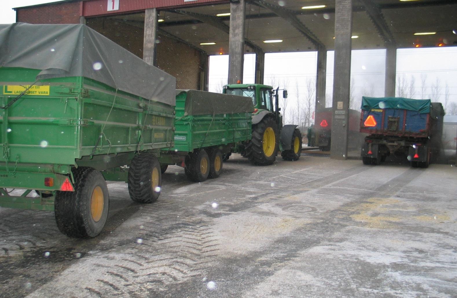 Vad räknas som traktortåg